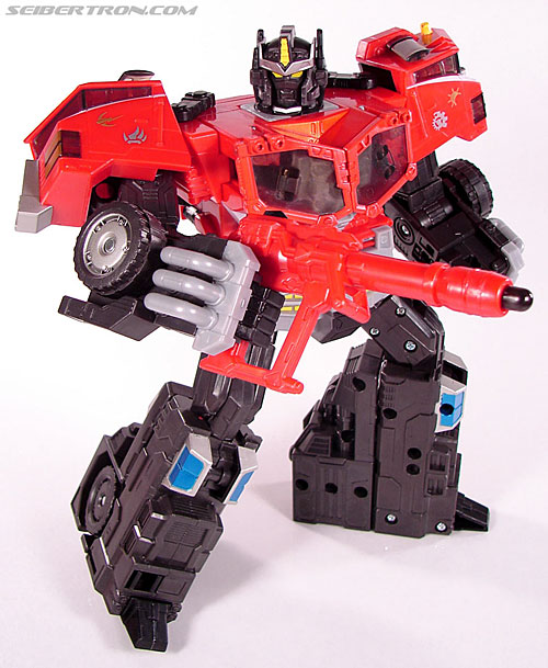 Transformers Cybertron Galaxy Force Optimus Prime (Image #75 of 147)