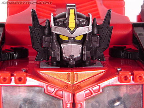 Cybertron Galaxy Force Optimus Prime gallery