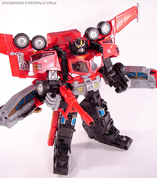 Transformers Cybertron Galaxy Force Optimus Prime (Image #97 of 147)