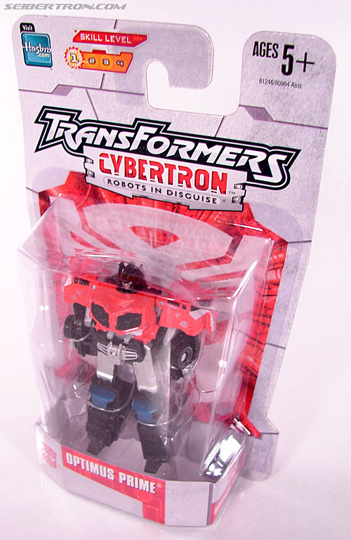 Transformers Cybertron Galaxy Force Optimus Prime (Image #7 of 56)