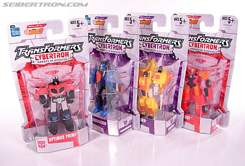 Transformers Cybertron Galaxy Force Optimus Prime (Image #8 of 56)