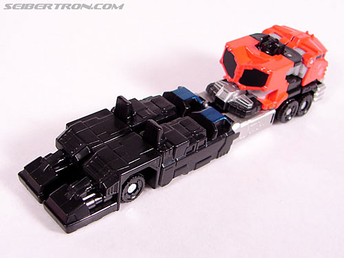 Transformers Cybertron Galaxy Force Optimus Prime (Image #14 of 56)