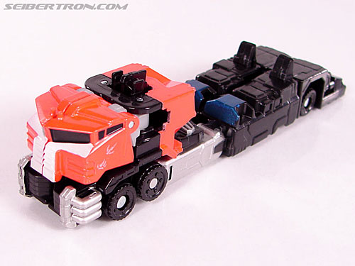 Transformers Cybertron Galaxy Force Optimus Prime (Image #20 of 56)