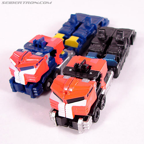 Transformers Cybertron Galaxy Force Optimus Prime (Image #22 of 56)
