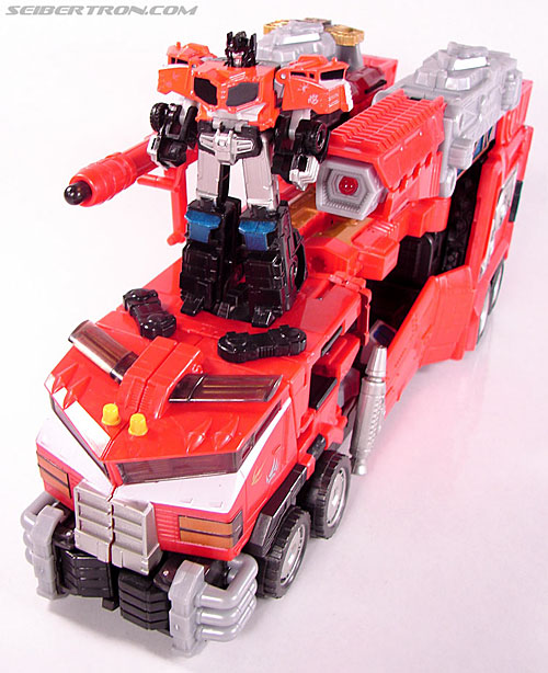Transformers Cybertron Galaxy Force Optimus Prime (Image #33 of 56)
