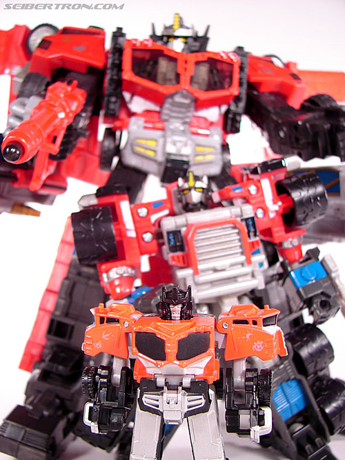 Transformers Cybertron Galaxy Force Optimus Prime (Image #37 of 56)