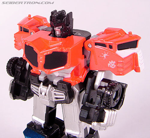 Transformers Cybertron Galaxy Force Optimus Prime (Image #49 of 56)