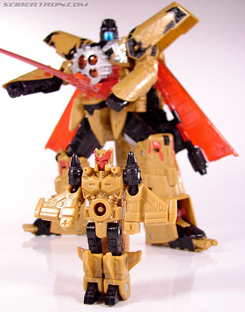 Transformers Cybertron Safeguard (Roots) (Image #42 of 43)