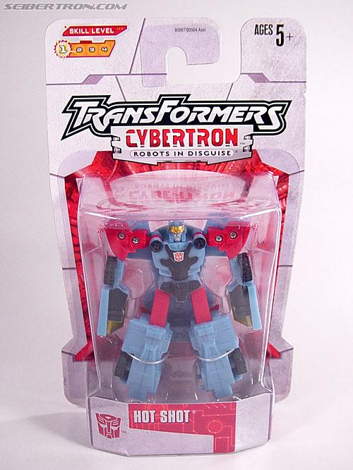 Transformers Cybertron Hot Shot (Image #1 of 55)
