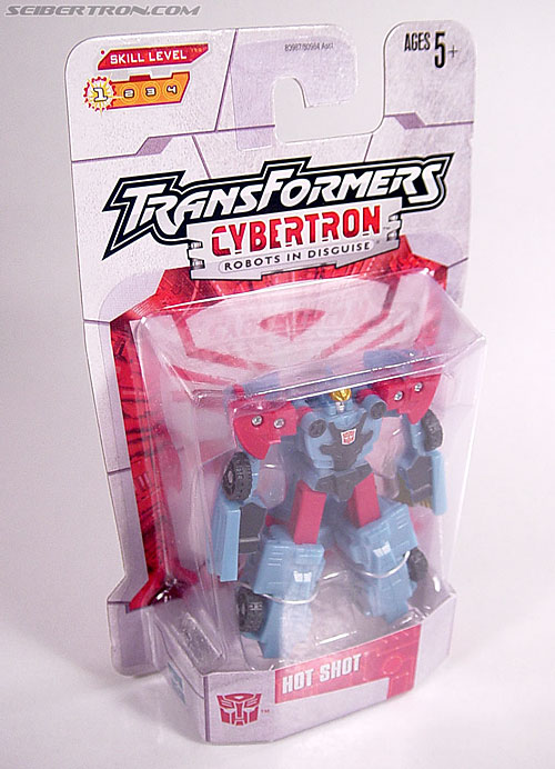 Transformers Cybertron Hot Shot (Image #3 of 55)