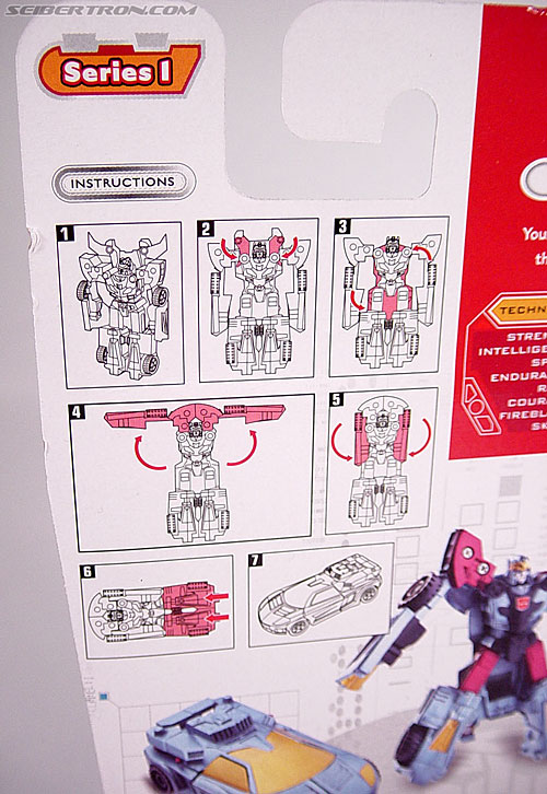 Transformers Cybertron Hot Shot (Image #6 of 55)