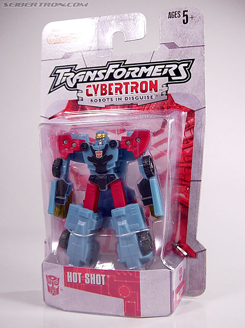 Transformers Cybertron Hot Shot (Image #8 of 55)