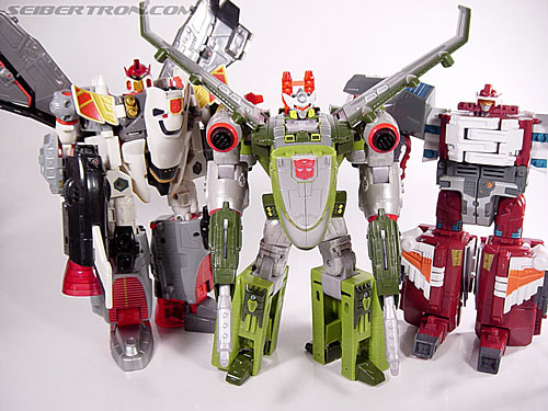 Transformers News: Top 5 Best Jetfire / Skyfire Transformers Toys
