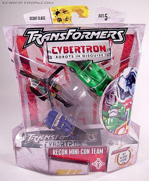Transformers Cybertron Jolt (Hop) (Image #1 of 55)