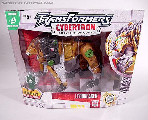 Transformers Cybertron Leobreaker (Liger Jack) (Image #1 of 116)