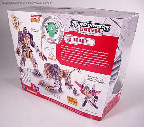 Transformers Cybertron Leobreaker (Liger Jack) (Image #10 of 116)