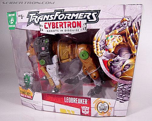Transformers Cybertron Leobreaker (Liger Jack) (Image #16 of 116)