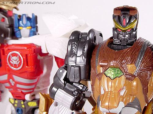Transformers Cybertron Leobreaker (Liger Jack) (Image #116 of 116)