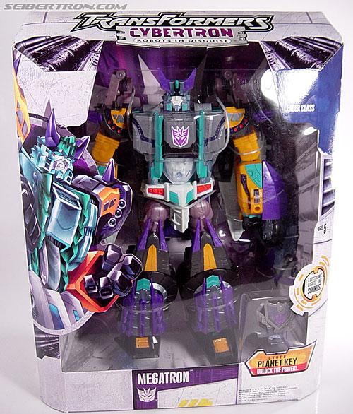 Transformers Cybertron Megatron (Master Megatron) (Image #1 of 176)