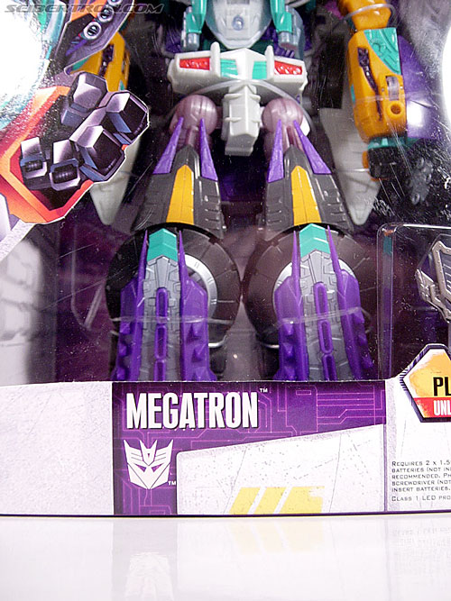 Transformers Cybertron Megatron (Master Megatron) (Image #2 of 176)