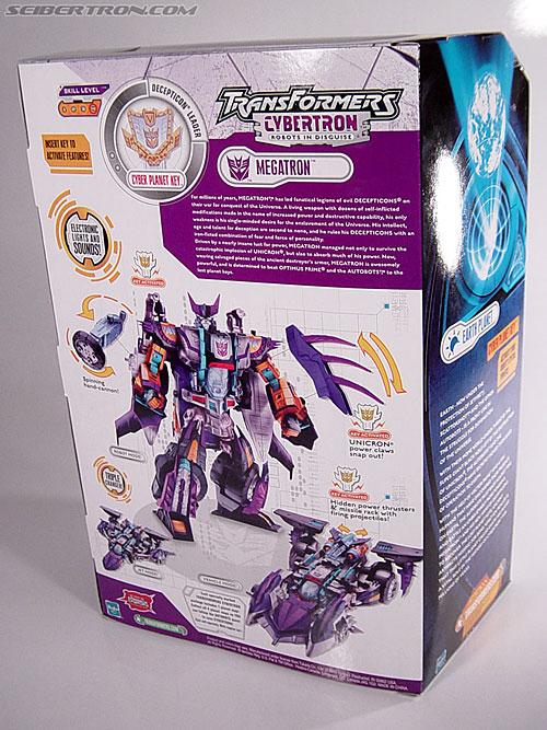 Transformers Cybertron Megatron (Master Megatron) (Image #9 of 176)