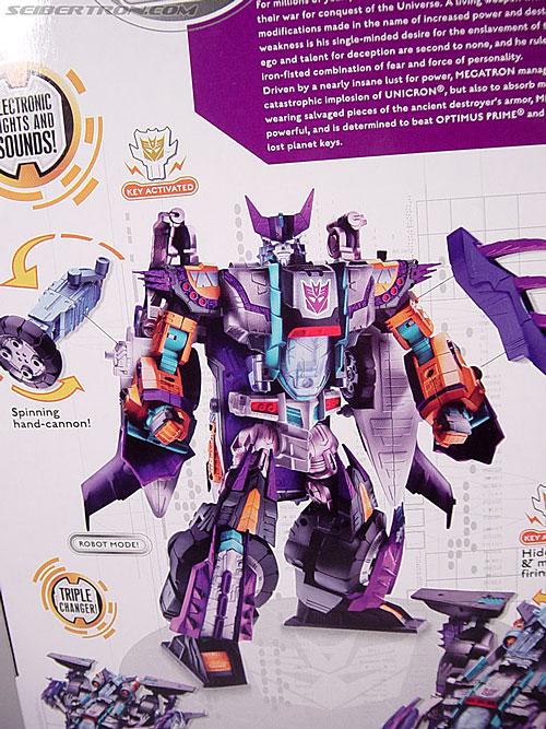 Transformers Cybertron Megatron (Master Megatron) (Image #12 of 176)