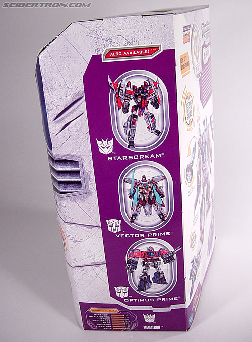 Transformers Cybertron Megatron (Master Megatron) (Image #16 of 176)