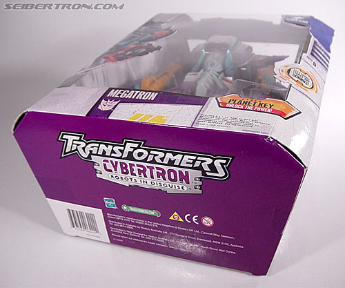 Transformers Cybertron Megatron (Master Megatron) (Image #18 of 176)