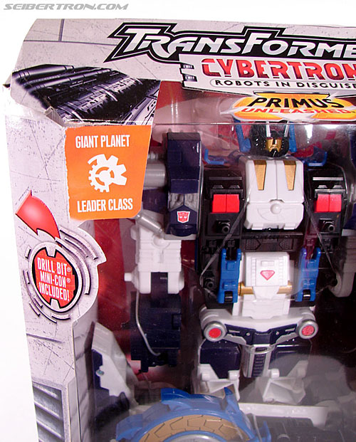 Transformers Cybertron Metroplex (Megalo Convoy) (Image #2 of 192)