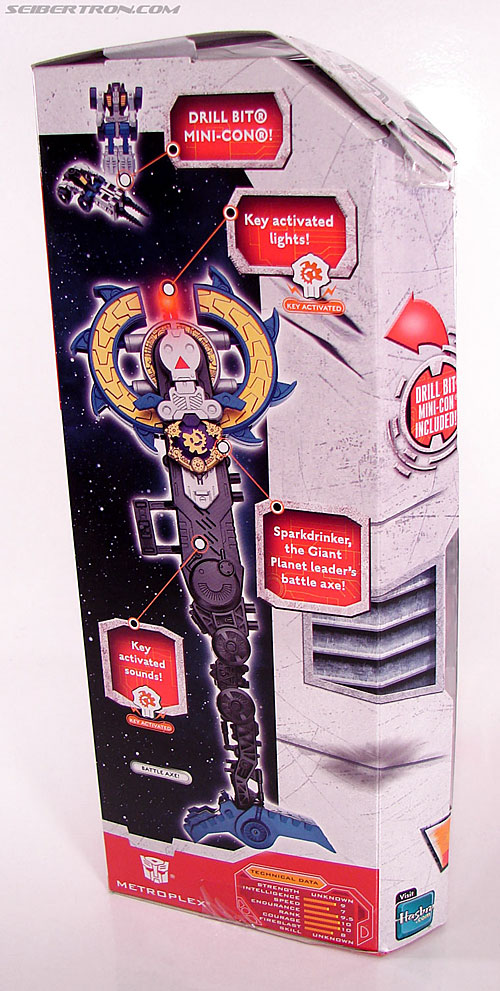 Transformers Cybertron Metroplex (Megalo Convoy) (Image #6 of 192)