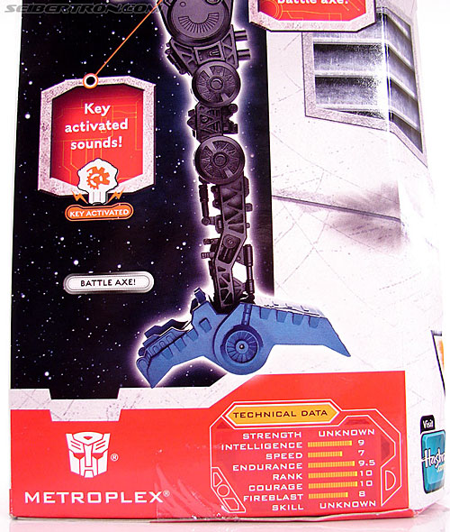 Transformers Cybertron Metroplex (Megalo Convoy) (Image #8 of 192)
