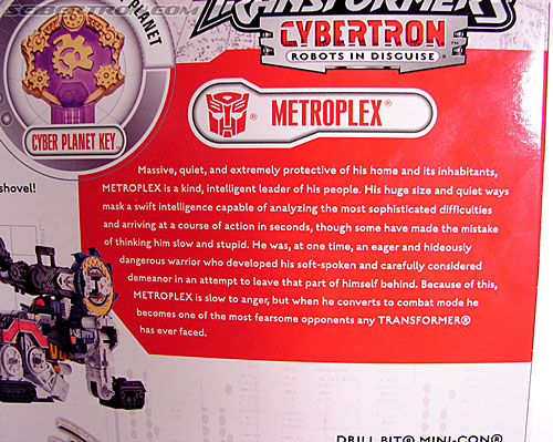 Transformers Cybertron Metroplex (Megalo Convoy) (Image #11 of 192)