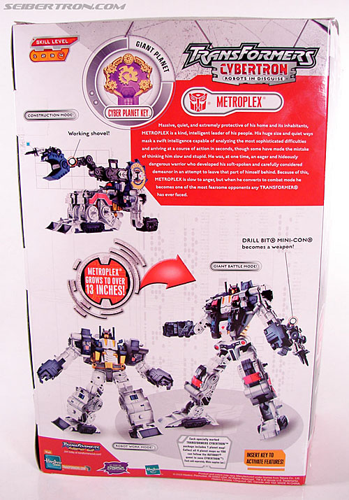 Transformers Cybertron Metroplex (Megalo Convoy) (Image #12 of 192)