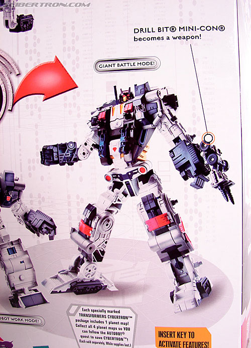 Transformers Cybertron Metroplex (Megalo Convoy) (Image #14 of 192)