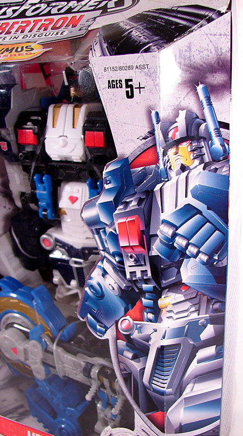 Transformers Cybertron Metroplex (Megalo Convoy) (Image #20 of 192)