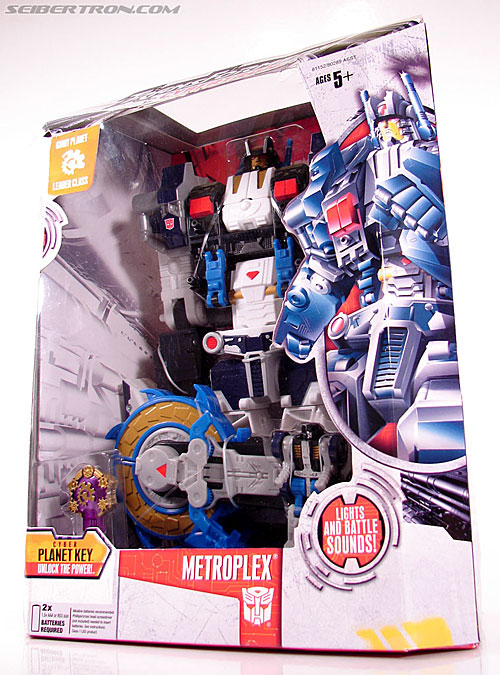 Transformers Cybertron Metroplex (Megalo Convoy) (Image #23 of 192)