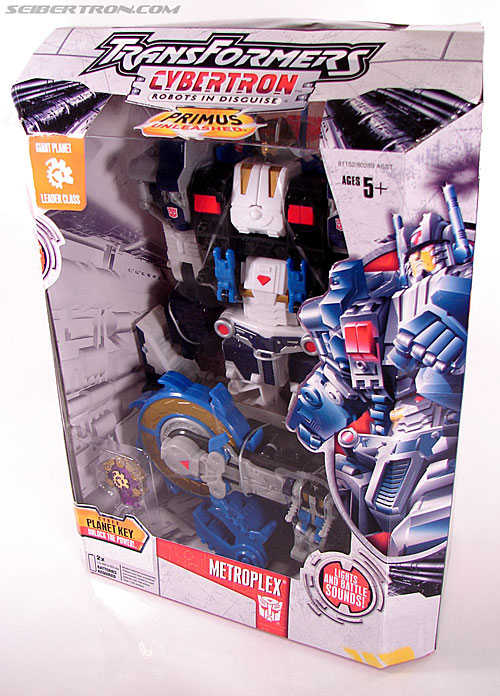 Transformers Cybertron Metroplex (Megalo Convoy) (Image #24 of 192)