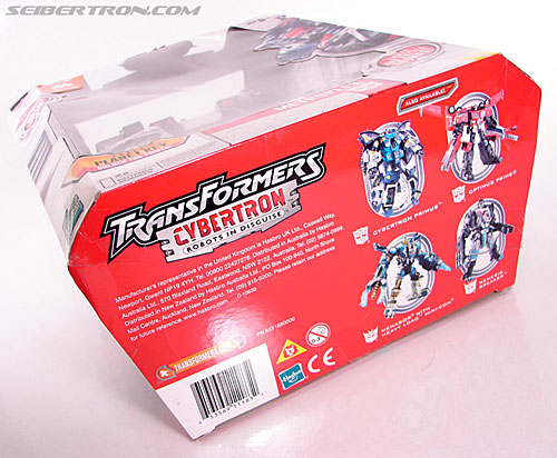 Transformers Cybertron Metroplex (Megalo Convoy) (Image #26 of 192)