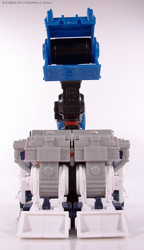 Transformers Cybertron Metroplex (Megalo Convoy) (Image #29 of 192)