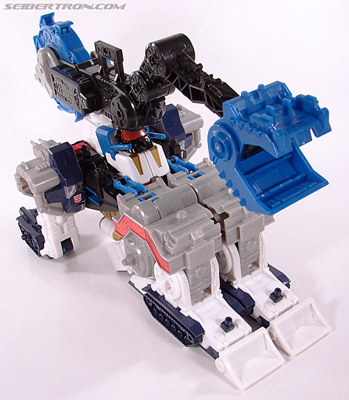 Transformers Cybertron Metroplex (Megalo Convoy) (Image #30 of 192)
