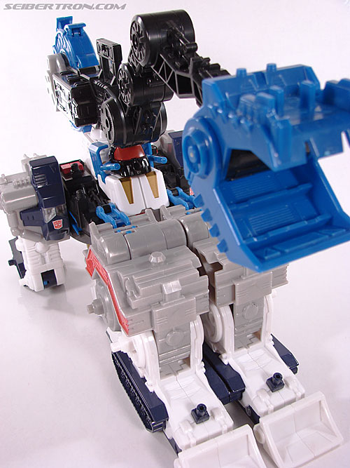 Transformers Cybertron Metroplex (Megalo Convoy) (Image #31 of 192)