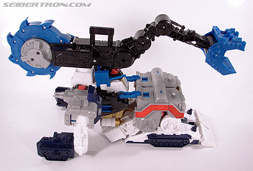Transformers Cybertron Metroplex (Megalo Convoy) (Image #32 of 192)