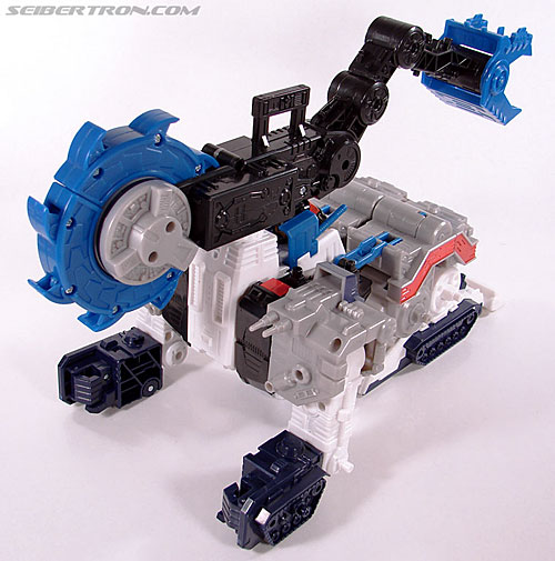 Transformers Cybertron Metroplex (Megalo Convoy) (Image #33 of 192)