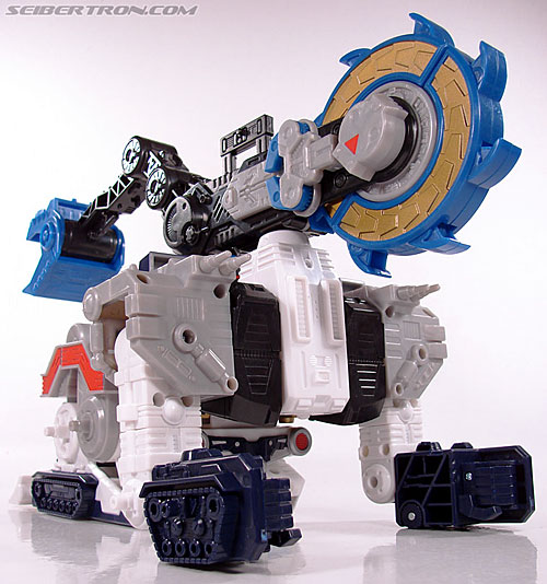 Transformers Cybertron Metroplex (Megalo Convoy) (Image #36 of 192)