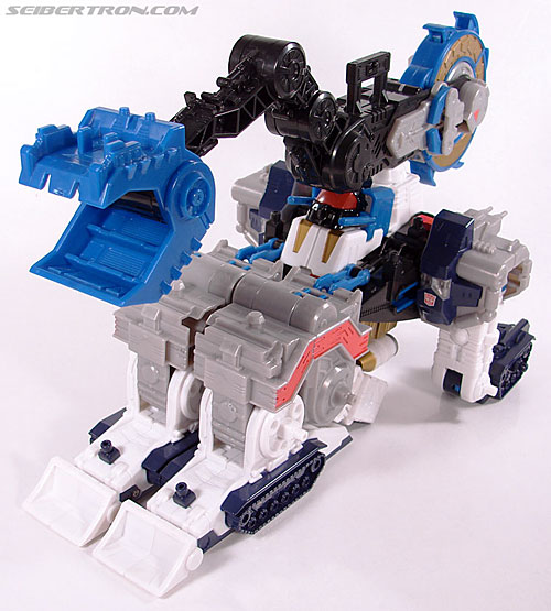 Transformers Cybertron Metroplex (Megalo Convoy) (Image #39 of 192)