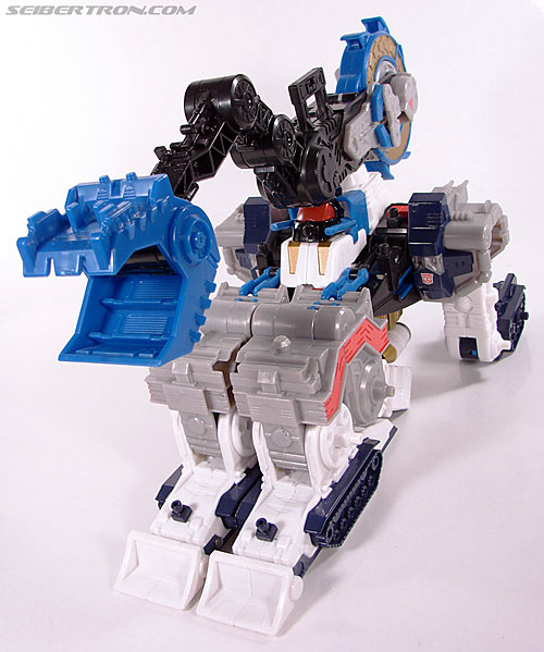 Transformers Cybertron Metroplex (Megalo Convoy) (Image #40 of 192)