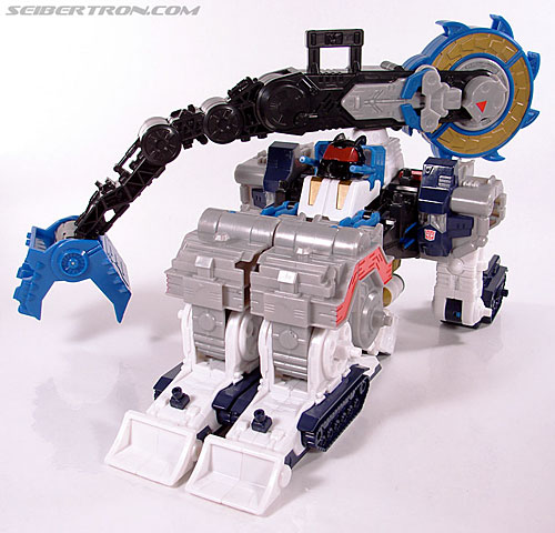 Transformers Cybertron Metroplex (Megalo Convoy) (Image #43 of 192)