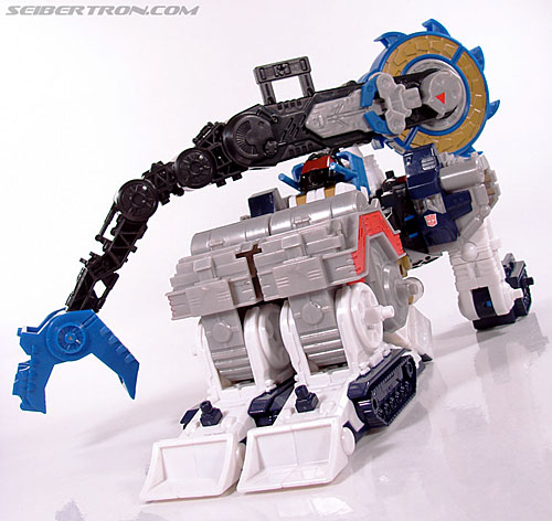 Transformers Cybertron Metroplex (Megalo Convoy) (Image #44 of 192)