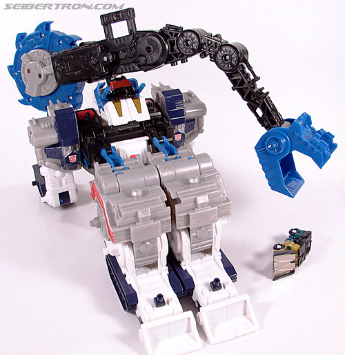 Transformers Cybertron Metroplex (Megalo Convoy) (Image #49 of 192)