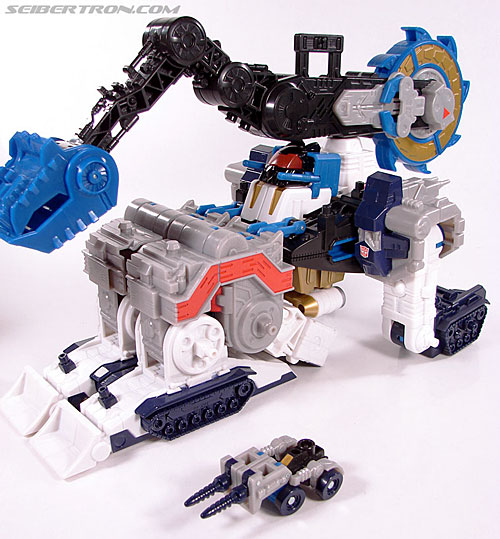 Transformers Cybertron Metroplex (Megalo Convoy) (Image #50 of 192)